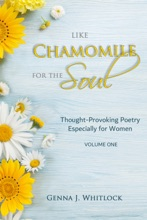 Like Chamomile For The Soul: Thought-Provoking Poetry Especially For Women (Volume One)