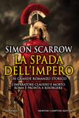 La spada dell'impero Book Cover