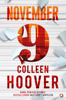 Colleen Hoover - November 9 artwork