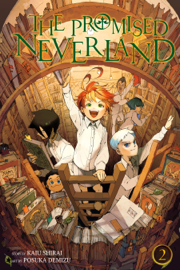 The Promised Neverland, Vol. 2 book
