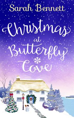 Sarah Bennett - Christmas at Butterfly Cove book