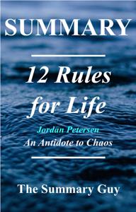 12 Rules for Life La couverture du livre martien