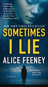 Sometimes I Lie Book Cover