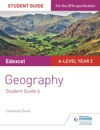 Edexcel ASA-level Geography Student Guide 4 Geographical Skills Fieldwork Synoptic Skills