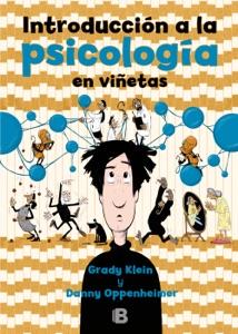 Introducción a la psicología en viñetas Book Cover