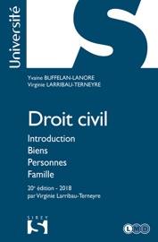 Droit Civil Introduction Biens Personnes Famille