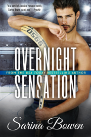 Overnight Sensation book