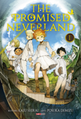 Promised Neverland - vol. 1 Book Cover
