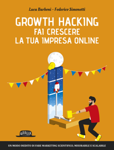 Growth Hacking Copertina del libro
