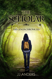 The Scholar - JJ Anders book summary