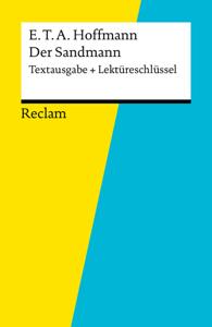 Textausgabe + Lektüreschlüssel. E. T. A. Hoffmann: Der Sandmann Buch-Cover