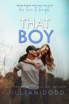 That Boy book cover