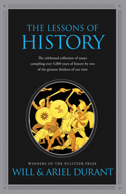 The Lessons of History - Will Durant book