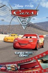 DisneyPixar Cars 3 Cinestory Comic