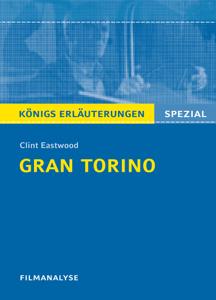 Gran Torino. Königs Erläuterungen. Buch-Cover