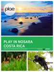 Play in Nosara Costa Rica