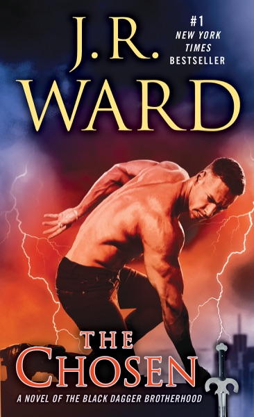 The Chosen - J.R. Ward book cover