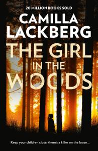 The Girl in the Woods Boekomslag