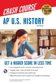 AP® U.S. History Crash Course book
