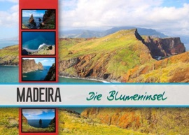 Kalender Zum Selberdrucken Madeira Die Blumeninsel 2018