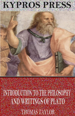 Introduction To The Philosophy And Writings Of Plato On