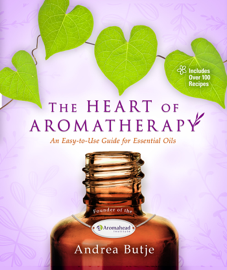 The Heart of Aromatherapy book