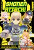 Taisuke Umeki, Gin Zarbo, Yūki Tabata, Shizumu Watanabe, Okushô & Nagabe - Shonen Attack Magazin #6  artwork