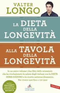 La dieta della longevità, Alla tavola della longevità - edizione omnibus Book Cover