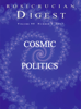 Rosicrucian Order - Rosicrucian Digest 2017 No 1 - Cosmic Politics ilustraciГіn