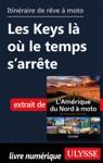 Itinraire De Rve  Moto - Les Keys L O Le Temps Sarrte