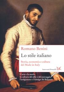Lo stile italiano Book Cover