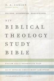 NIV, Biblical Theology Study Bible, eBook