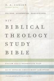 NIV, Biblical Theology Study Bible, eBook
