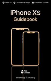 iPhone XS Guidebook book