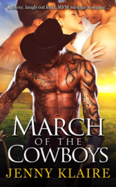 March Of The Cowboys - Jenny Klaire book summary