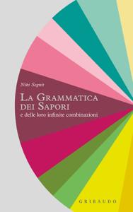 La grammatica dei sapori Copertina del libro