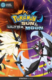Pokémon Ultra Sun and Moon - Strategy Guide book