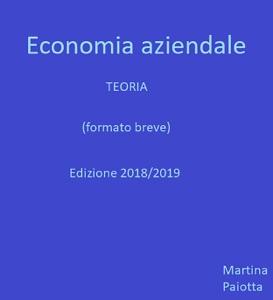 Economia Aziendale - Teoria (formato breve) Book Cover