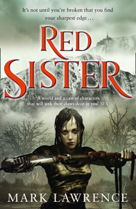 Red Sister Cover Book