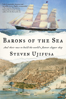 Barons of the Sea - Steven Ujifusa book