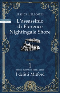 L'assassinio di Florence Nightingale Shore Book Cover