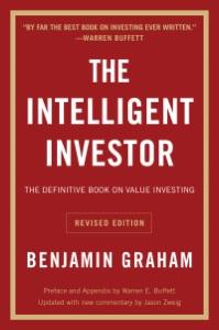 The Intelligent Investor, Rev. Ed by Benjamin Graham Book Cover
