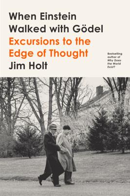 When Einstein Walked with Gödel - Jim Holt book