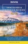 Moon Vancouver  Canadian Rockies Road Trip