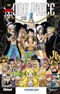 One Piece - Édition originale - Tome 78 La couverture du livre martien