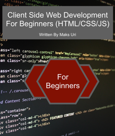 Client Side Web Development For Beginners (HTML/CSS/JS)