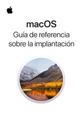Guía de referencia sobre la implementación de macOS