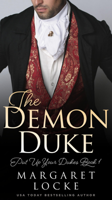 The Demon Duke - Margaret Locke book
