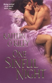 One Sinful Night PDF Download