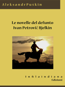 Le novelle del defunto Ivan Petrovič Belkin Copertina del libro